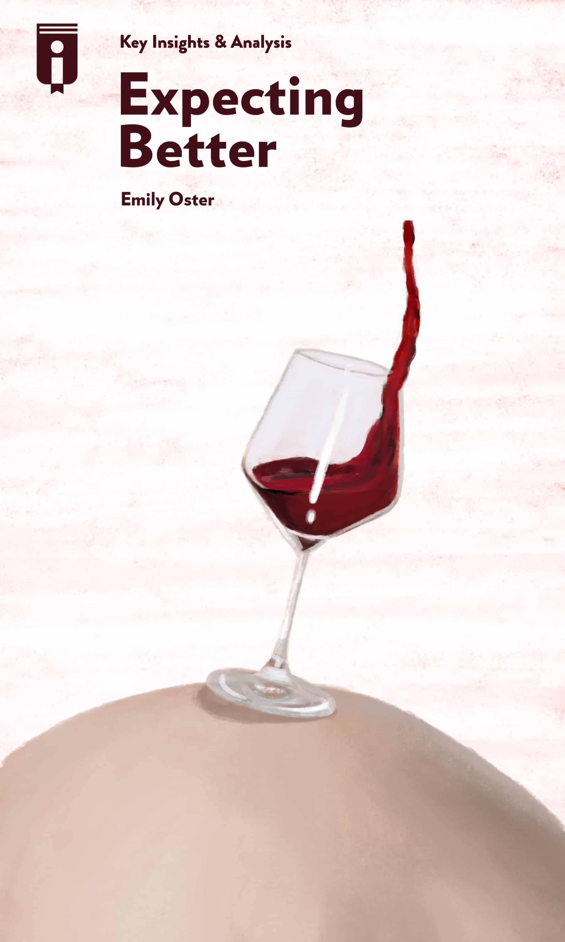 """Book Cover for """"Expecting Better"""""""