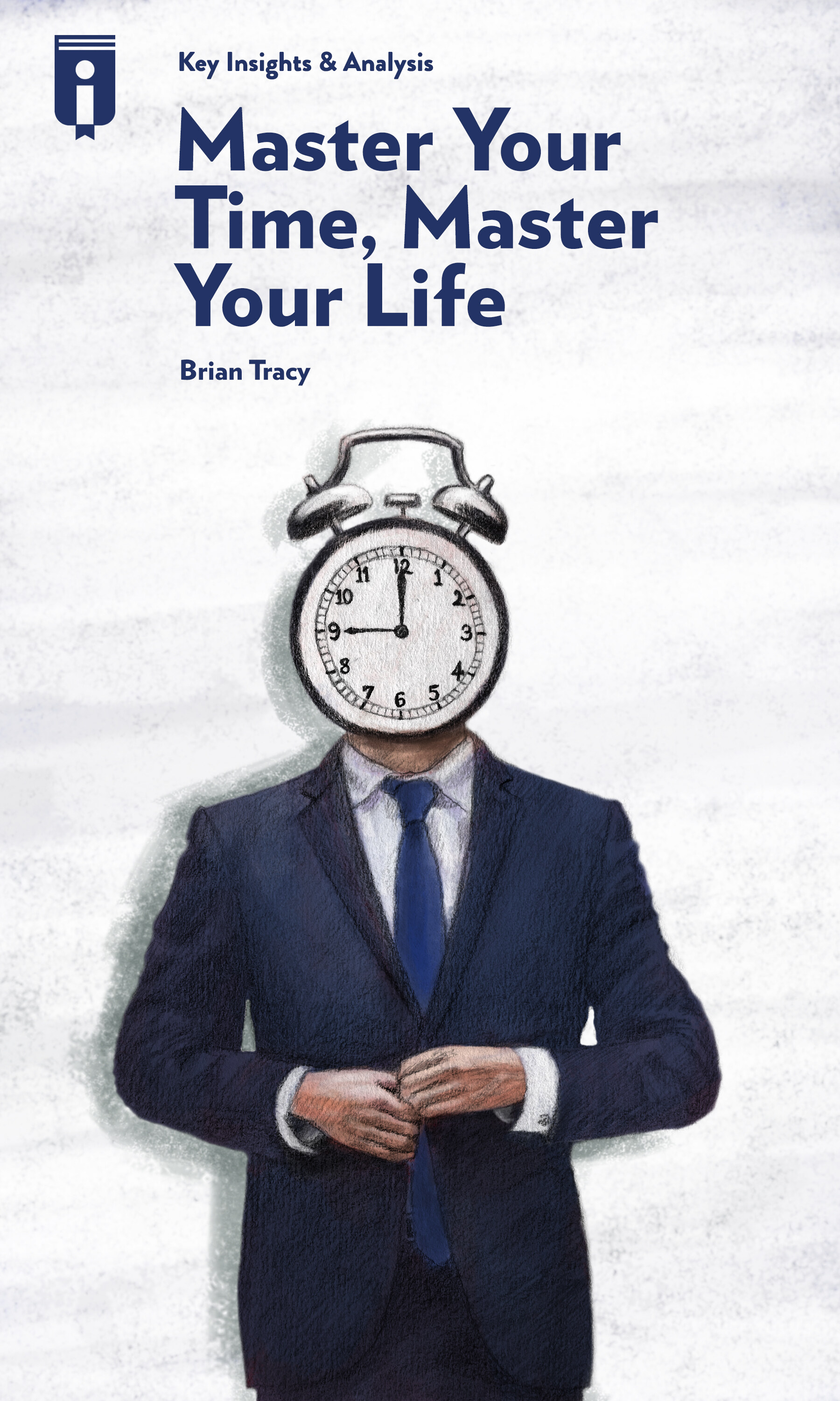 """Book Cover for """"Master Your Time, Master Your Life"""""""