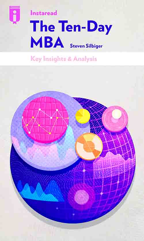 """Book Cover for """"The Ten-Day MBA"""""""