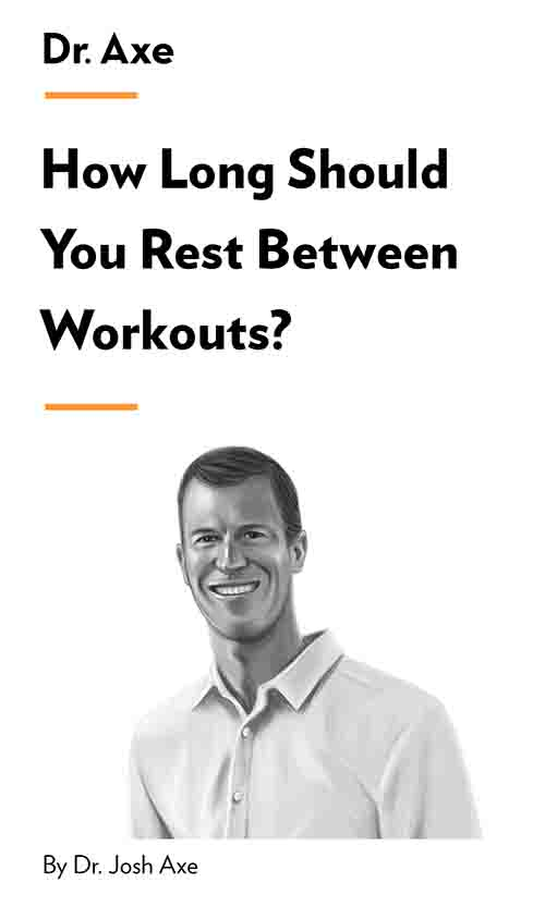 "Book Cover for ""How Long Should You Rest Between Workouts?"""