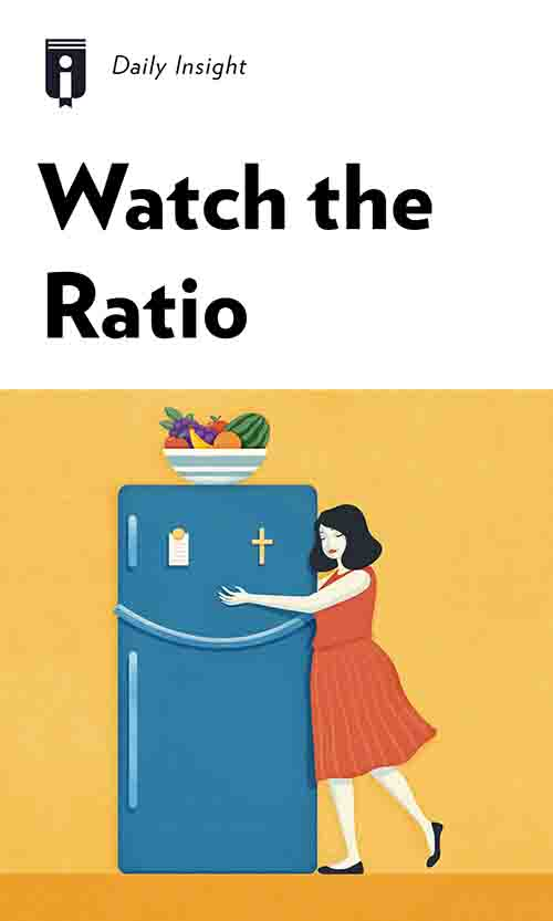 "Book Cover for ""Watch the Ratio"""