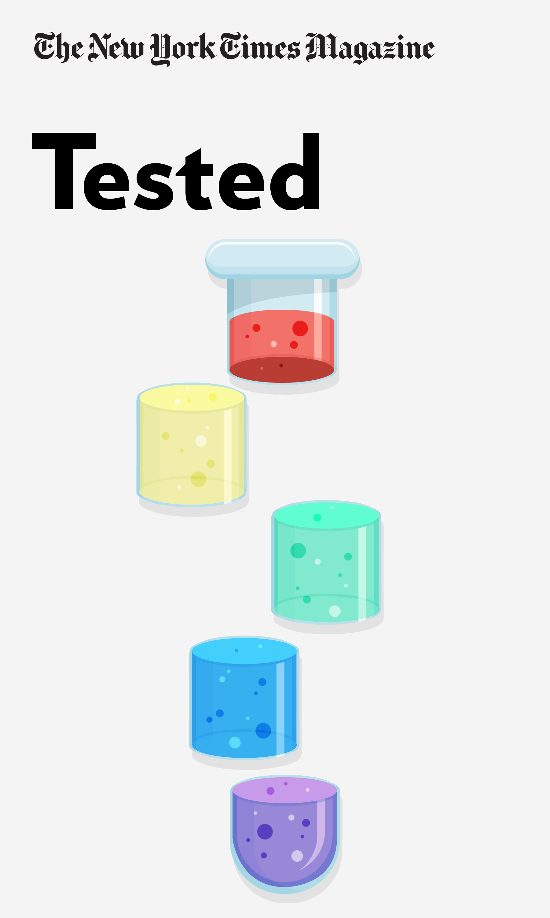 """Book Cover for """"Tested"""""""