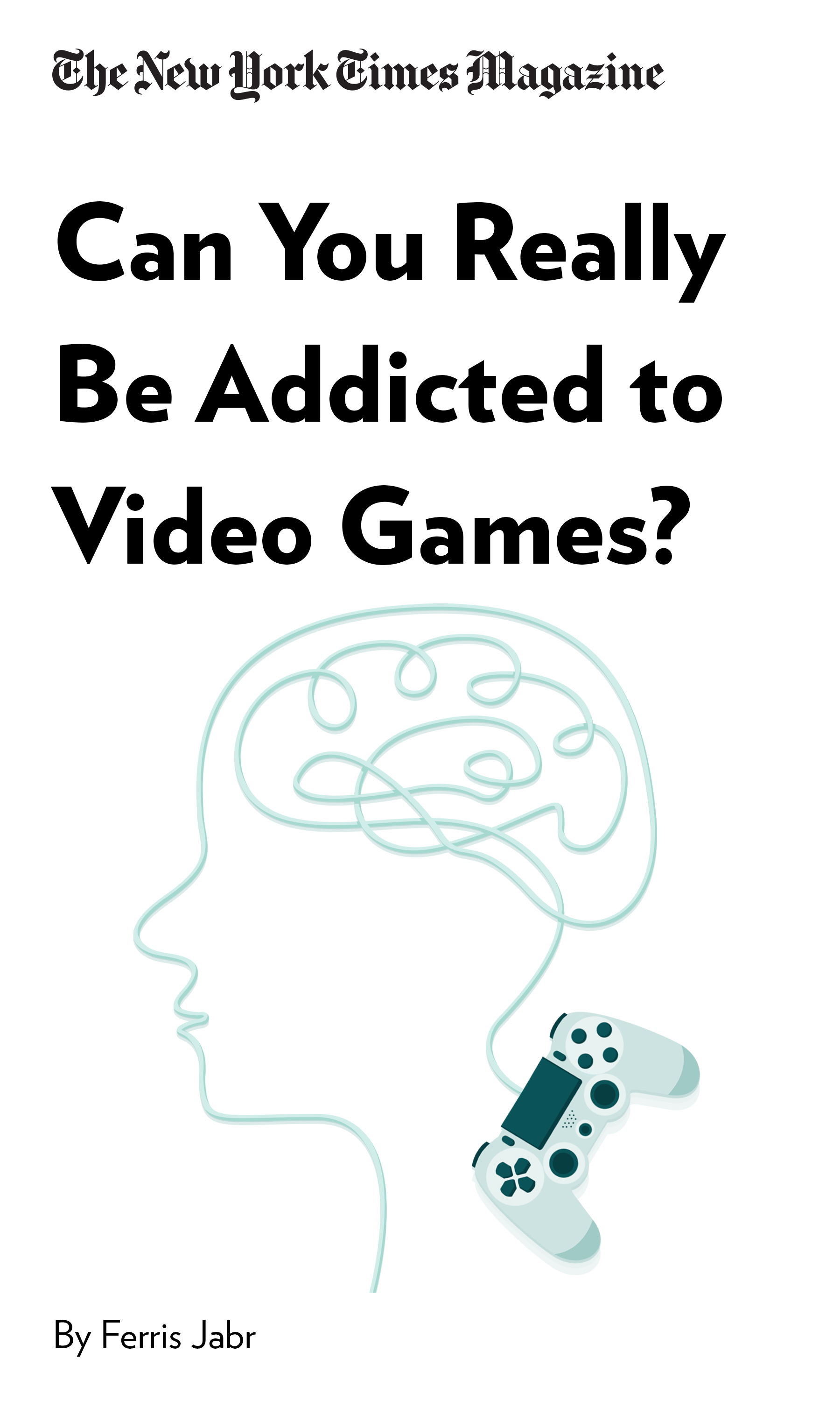 """Book Cover for """"Can You Really Be Addicted to Video Games?"""""""
