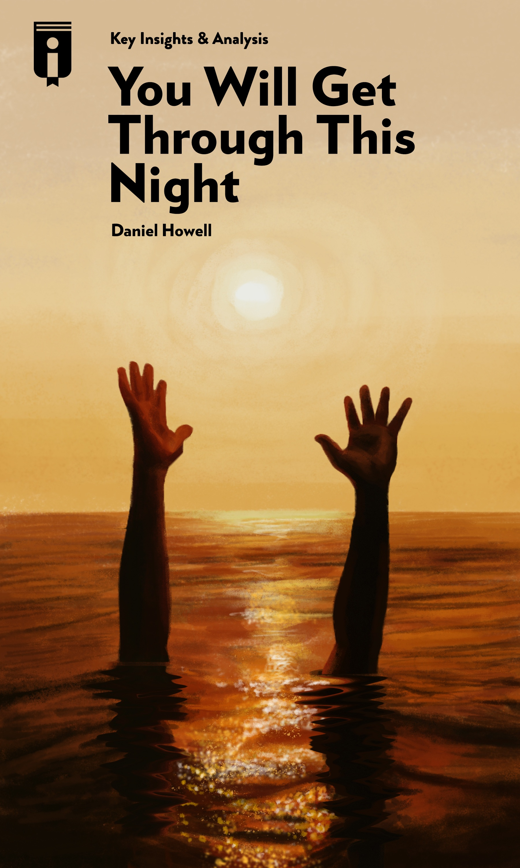 """Book Cover for """"You Will Get Through This Night"""""""