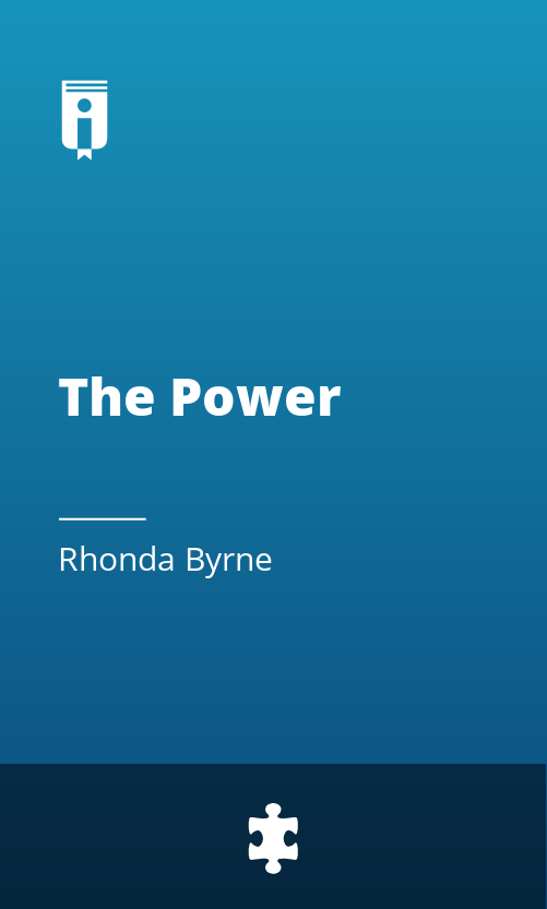 "Book Cover for ""The Power"""