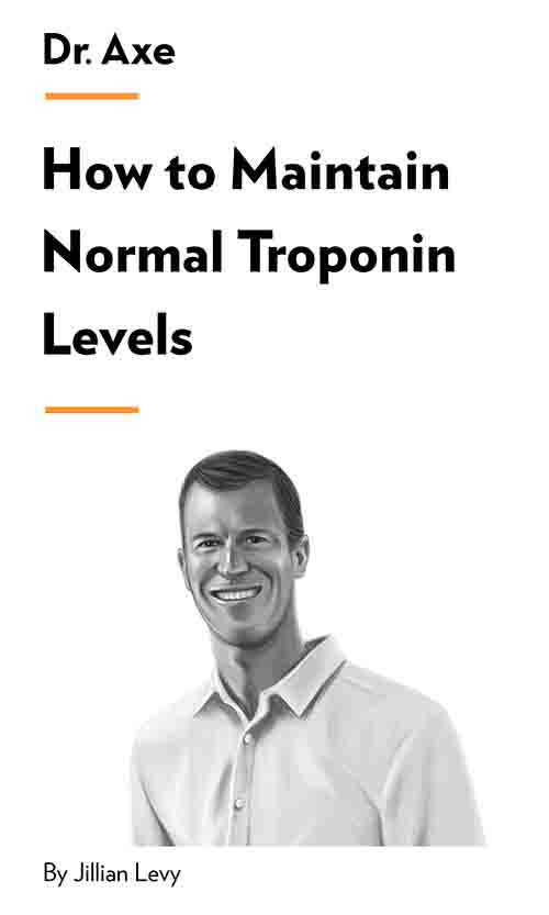 "Book Cover for ""How to Maintain Normal Troponin Levels"""