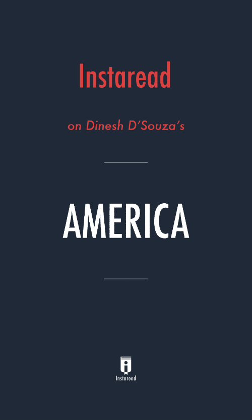 "Book Cover for ""America"""