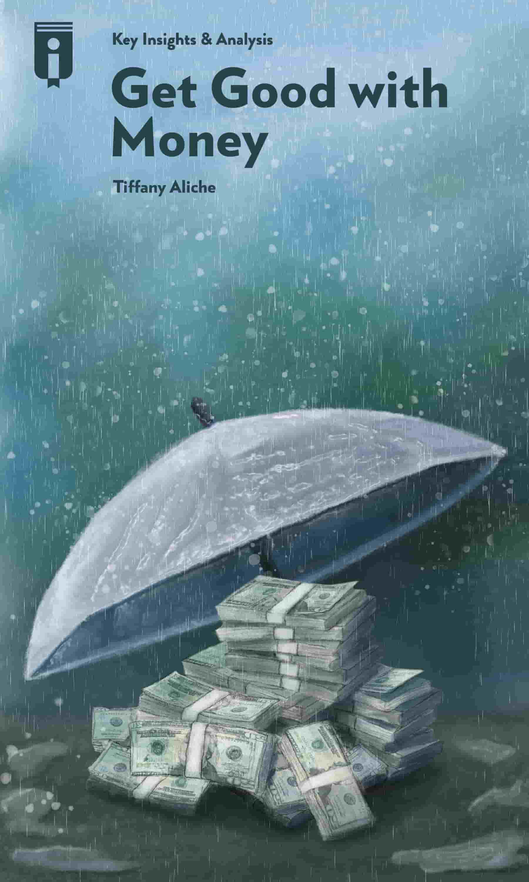 """Book Cover for """"Get Good with Money"""""""