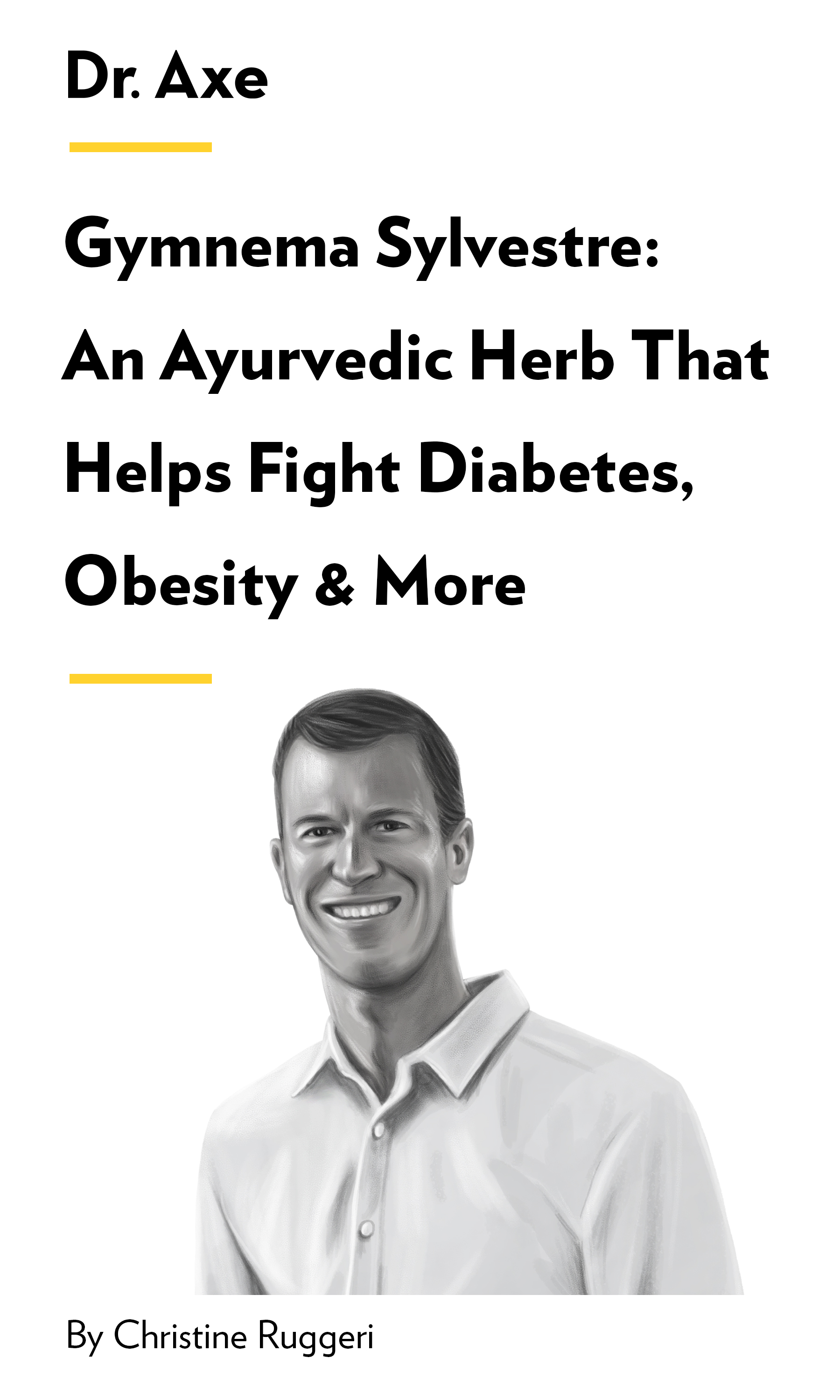 """Book Cover for """"Gymnema Sylvestre: An Ayurvedic Herb That Helps Fight Diabetes, Obesity & More"""""""
