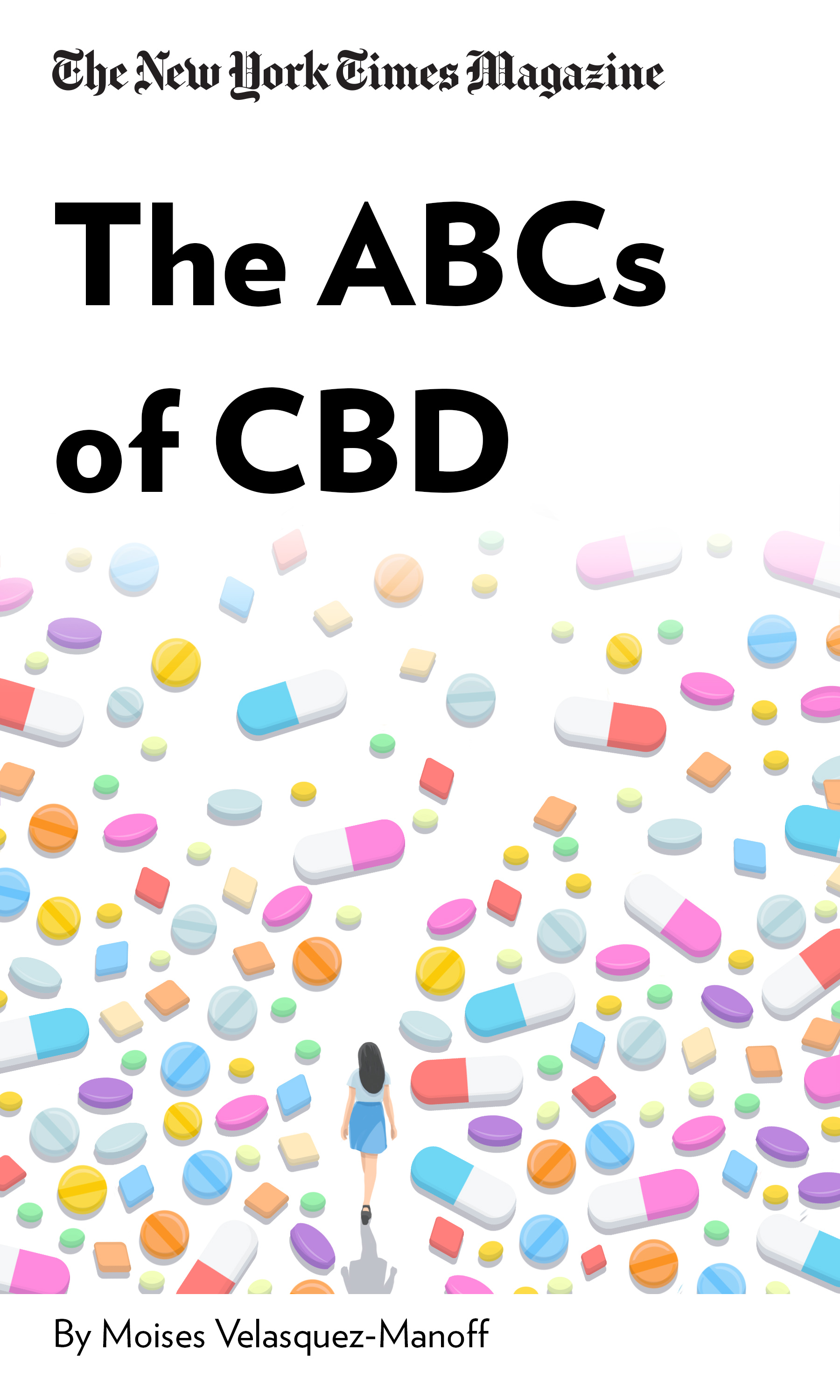 "Book Cover for ""The ABCs of CBD"""