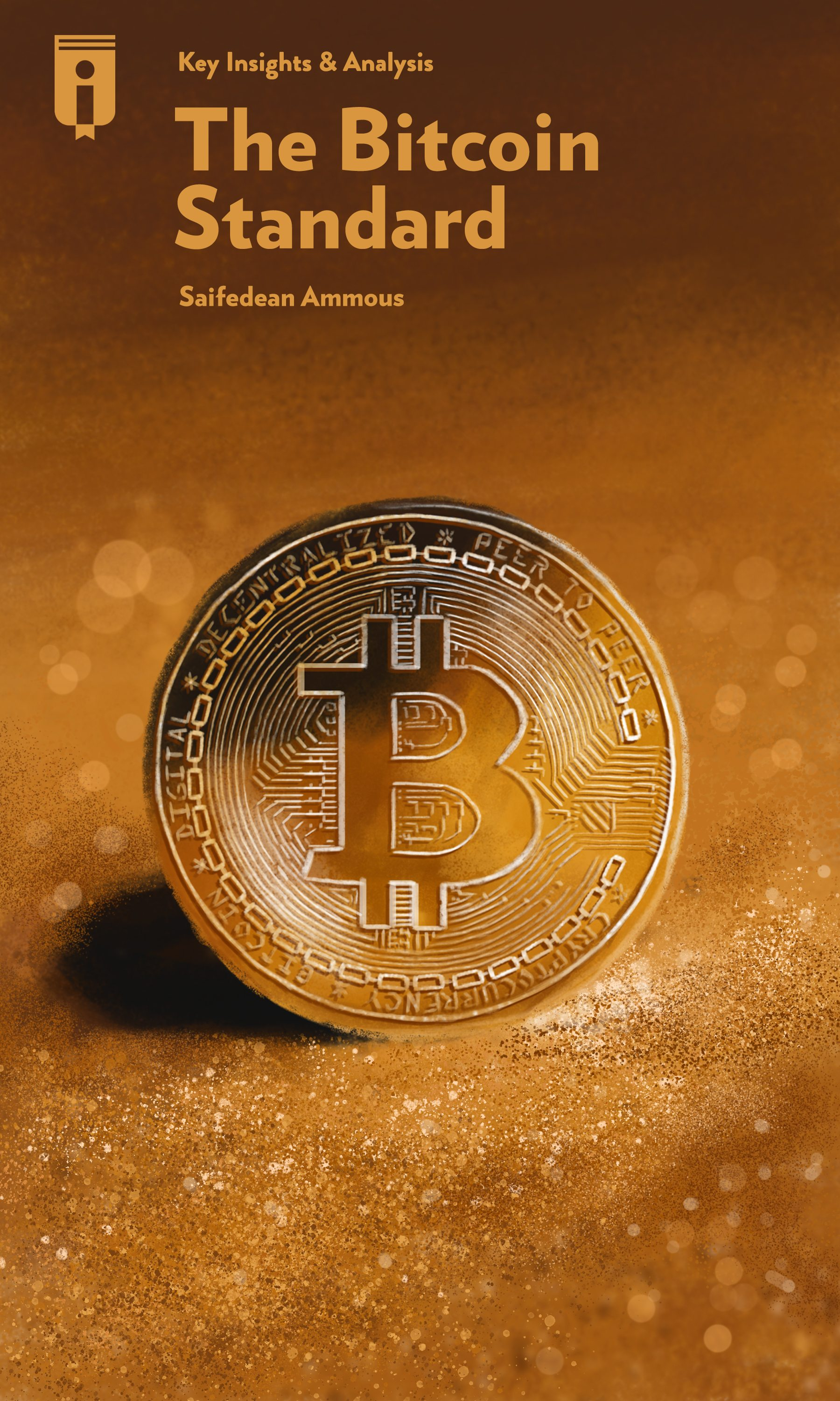 """Book Cover for """"The Bitcoin Standard"""""""